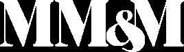 MM&M white logo